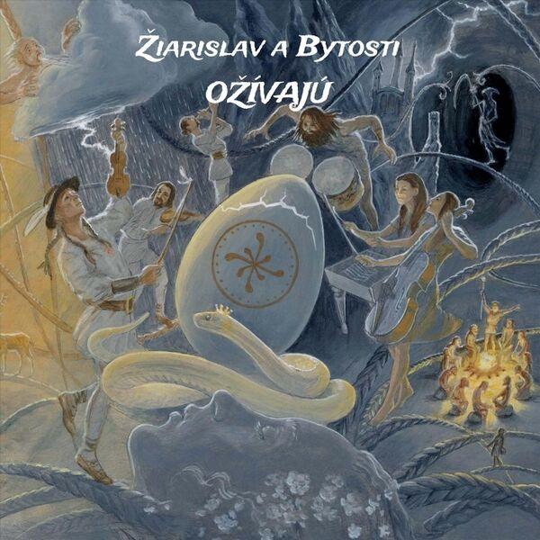 Cover art for Ožívajú