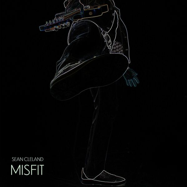 Cover art for Misfit
