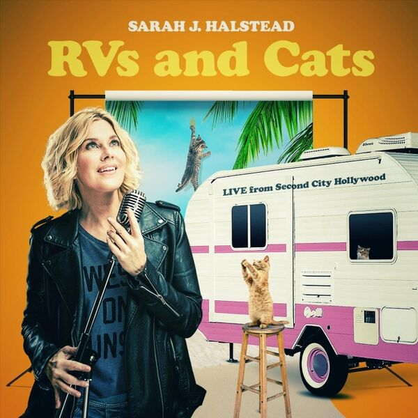 Cover art for RVs and Cats