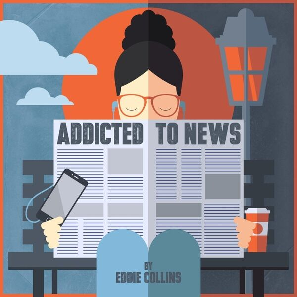 Cover art for Addicted to News