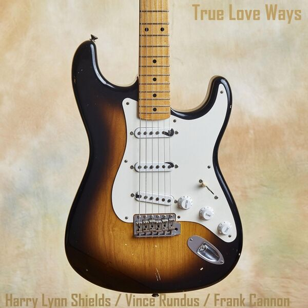 Cover art for True Love Ways