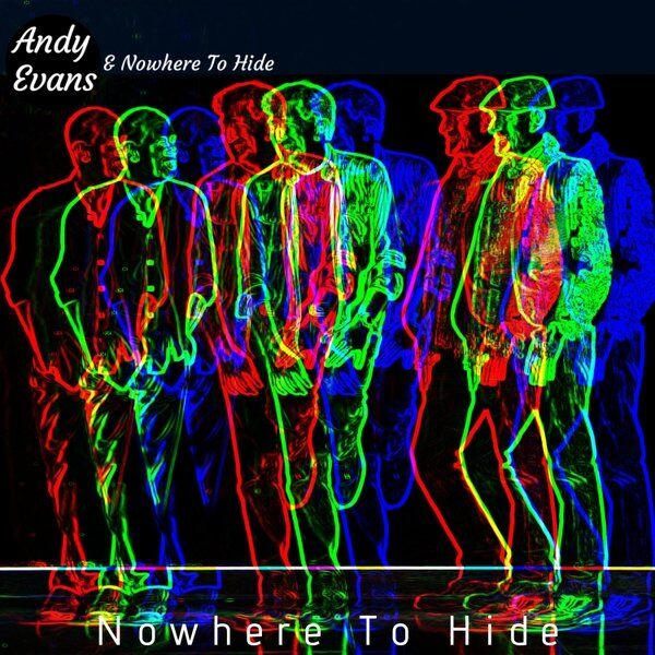 Cover art for Nowhere to Hide