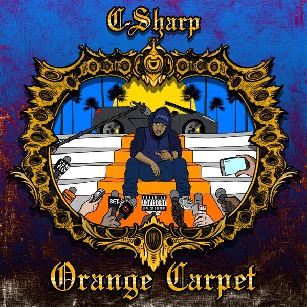 Cover art for Orange Carpet