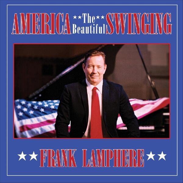 Cover art for America the Beautiful, Swinging