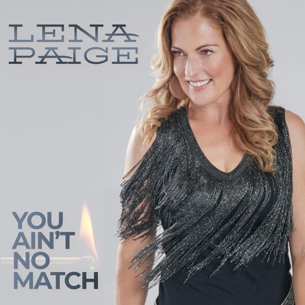 Cover art for You Ain't No Match