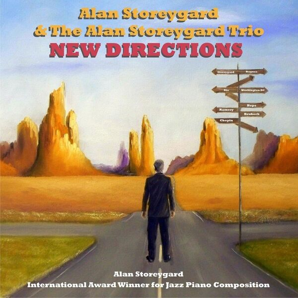 Cover art for New Directions
