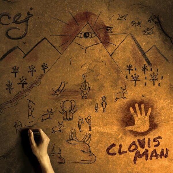 Cover art for Clovis Man