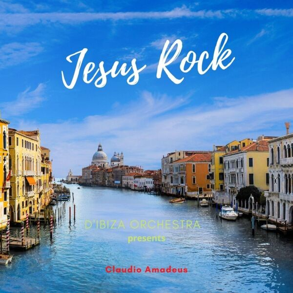 Cover art for Jesus Rock