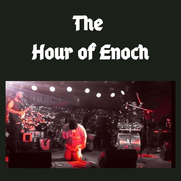 Cover art for The Hour of Enoch