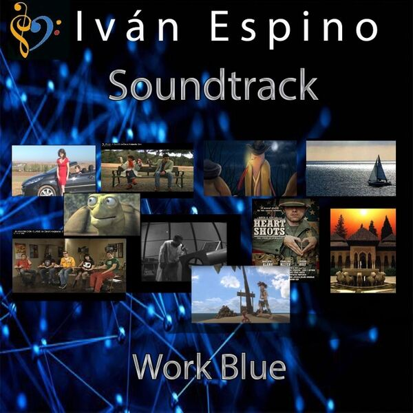 Cover art for Work Blue