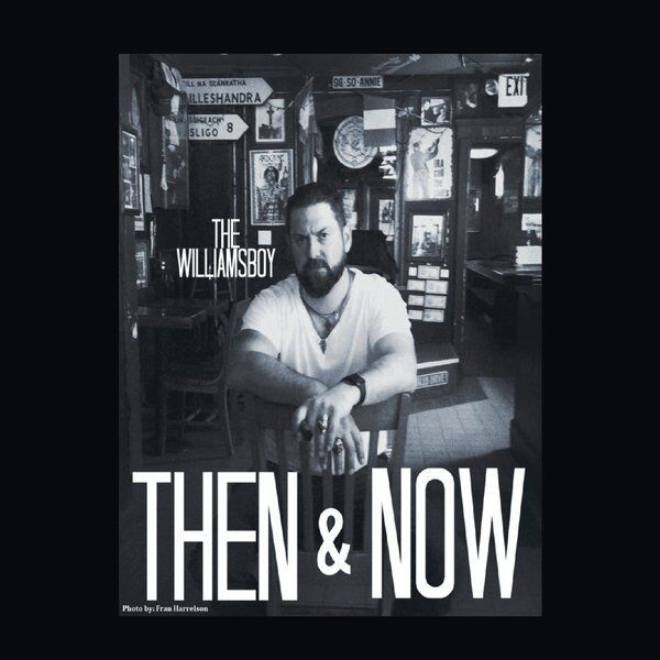 Cover art for Then & Now