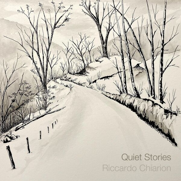 Cover art for Quiet Stories