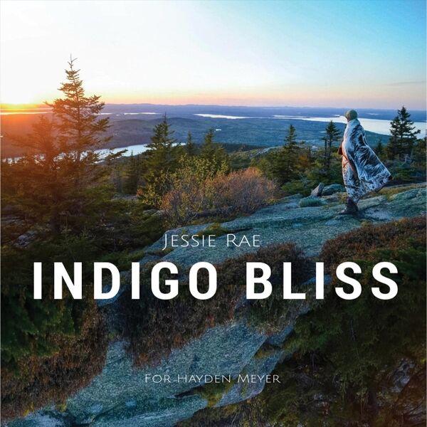 Cover art for Indigo Bliss