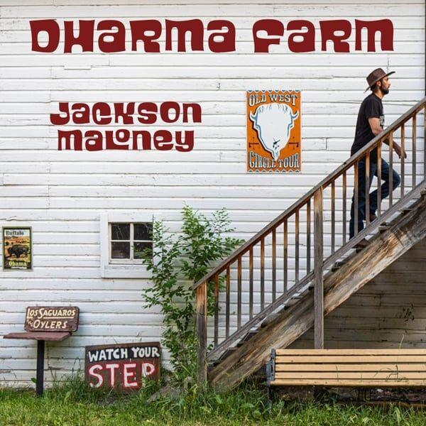 Cover art for Dharma Farm