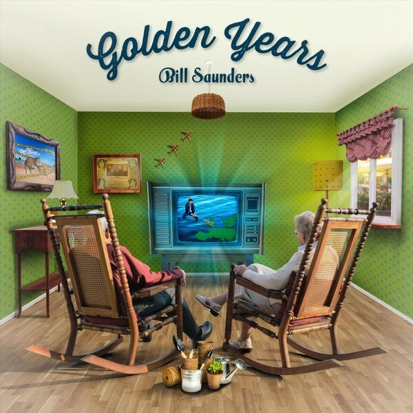 Cover art for Golden Years