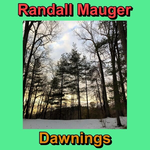 Cover art for Dawnings