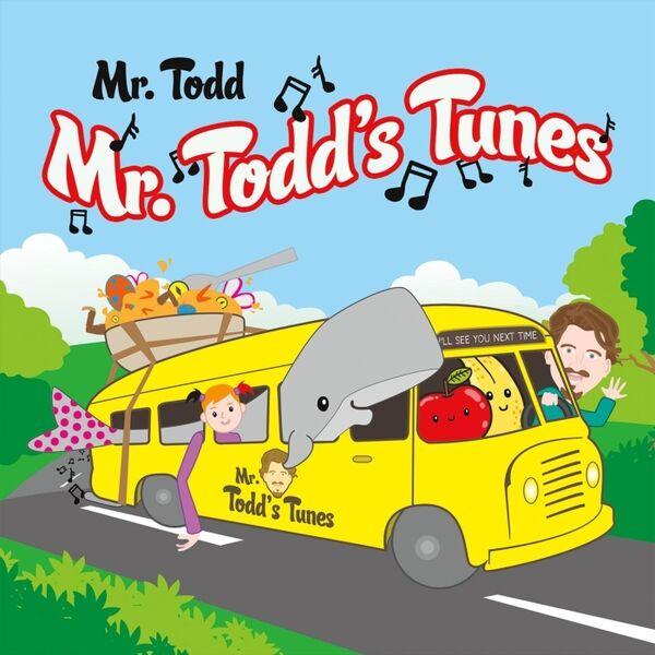 Cover art for Mr. Todd's Tunes