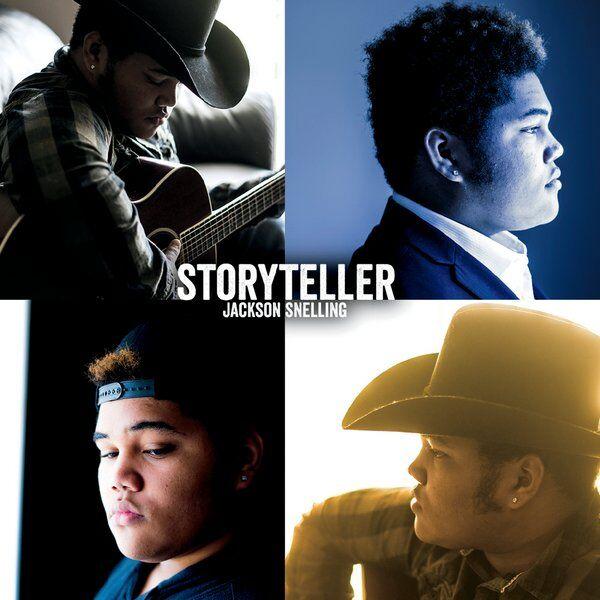 Cover art for Storyteller