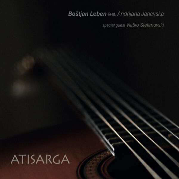 Cover art for Atisarga