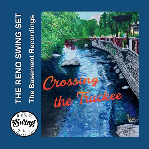 Cover art for Crossing the Truckee