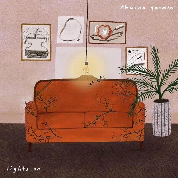 Cover art for Lights On