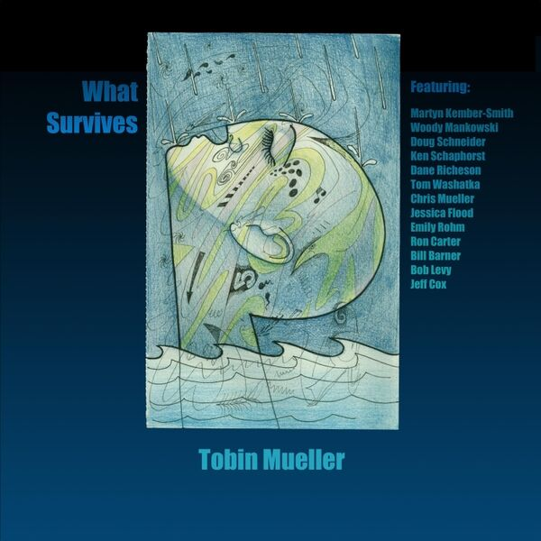 Cover art for What Survives