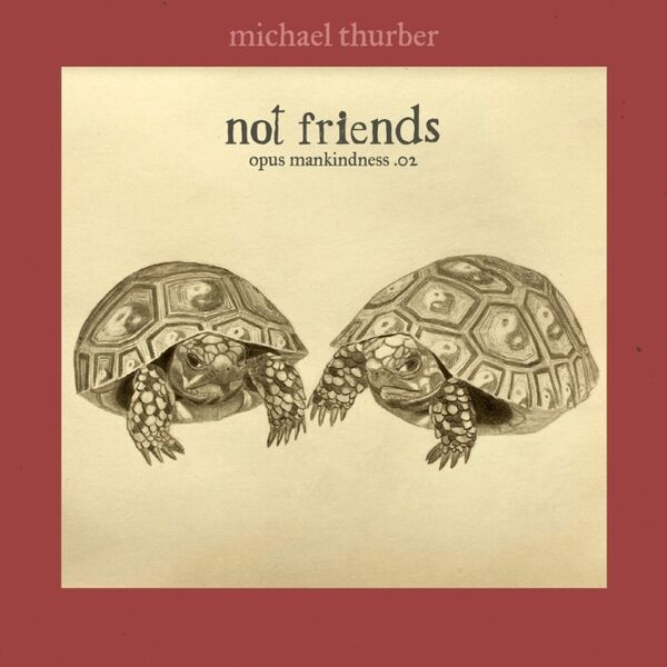 Cover art for Not Friends