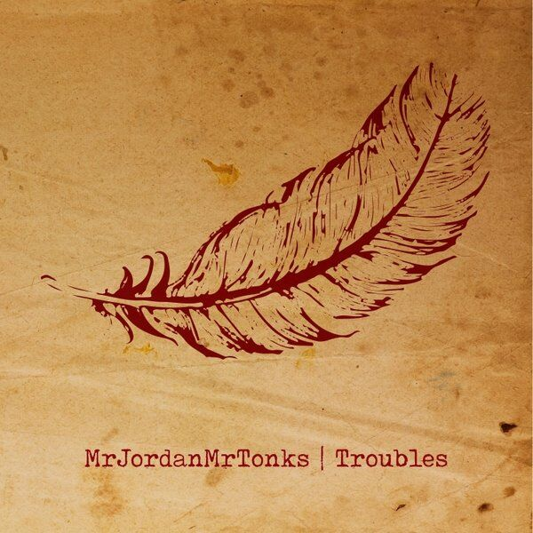 Cover art for Troubles