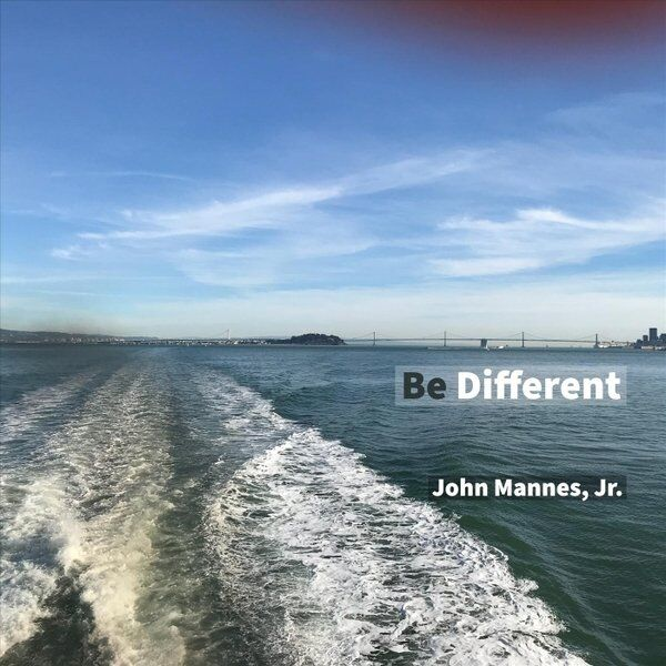 Cover art for Be Different