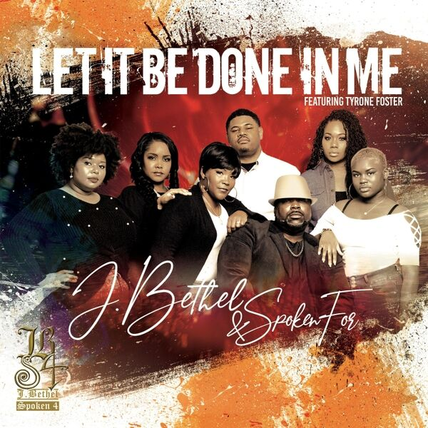 Cover art for Let It Be Done in Me (Radio Version)