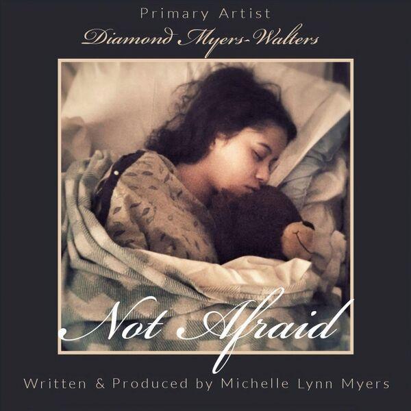 Cover art for Not Afraid