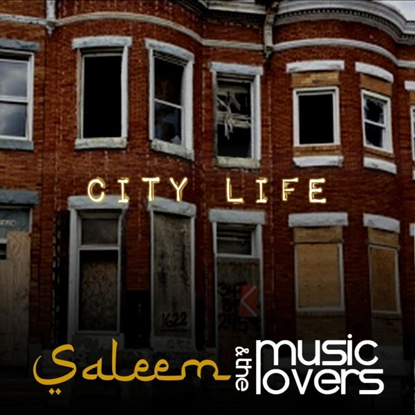 Cover art for City Life