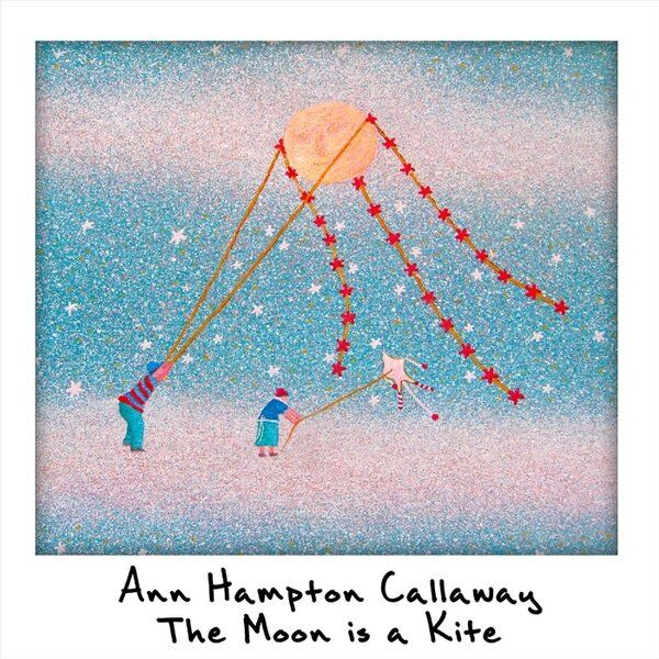 Cover art for The Moon Is a Kite