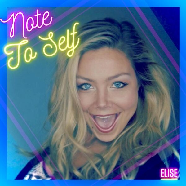 Cover art for Note to Self