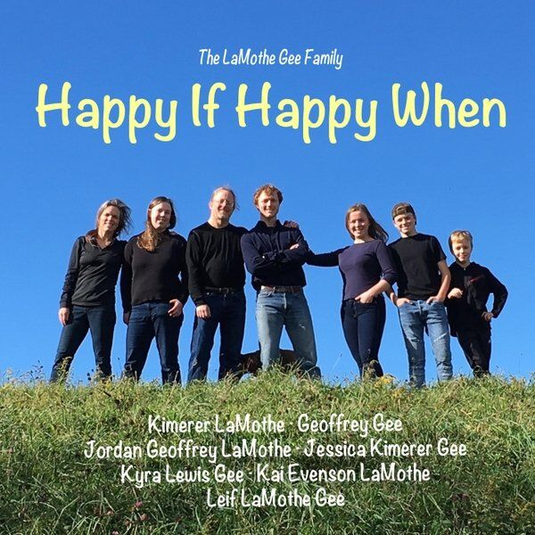 Cover art for Happy If Happy When