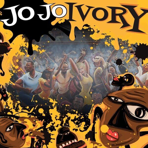 Cover art for Jo Jo Ivory