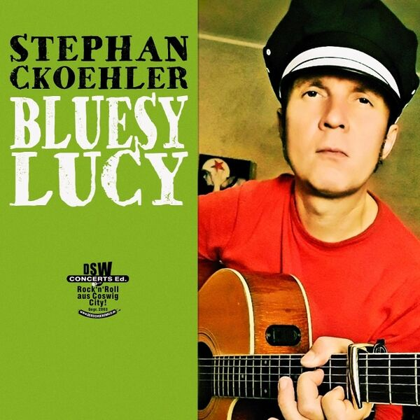 Cover art for Bluesy Lucy