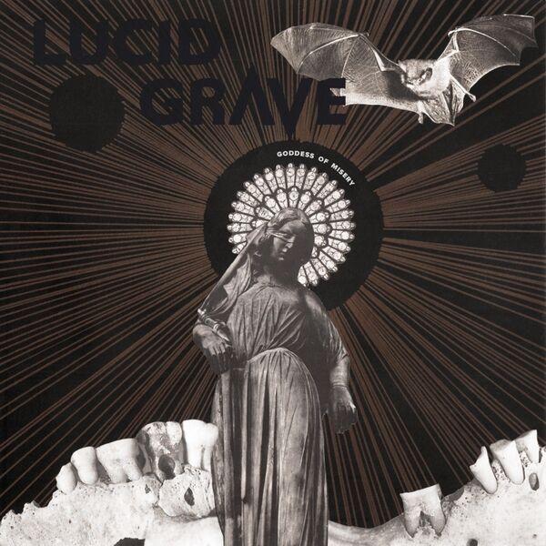 Cover art for Goddess of Misery