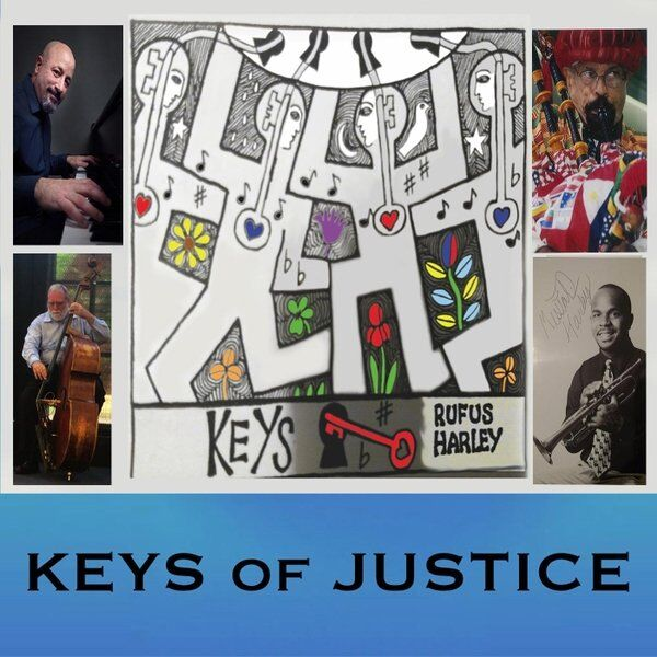 Cover art for Keys of Justice
