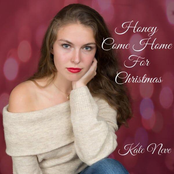 Cover art for Honey Come Home for Christmas
