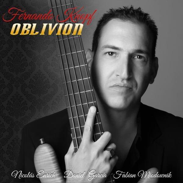 Cover art for Oblivion