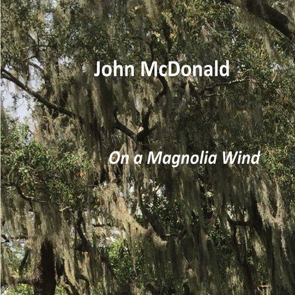 Cover art for On a Magnolia Wind