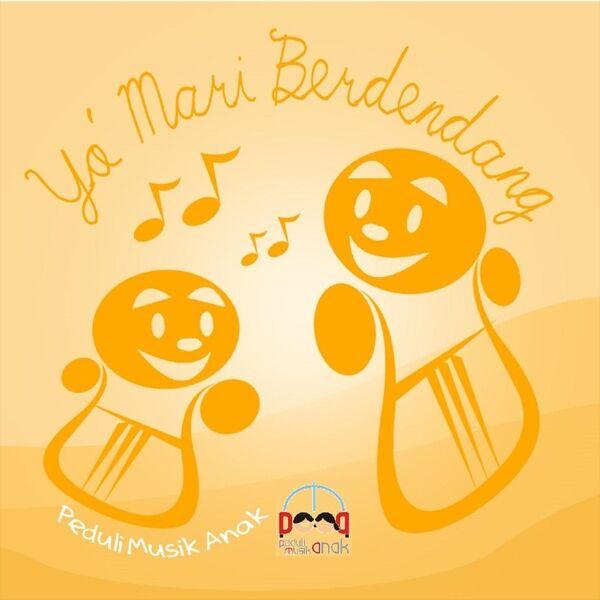 Cover art for Yo' Mari Berdendang