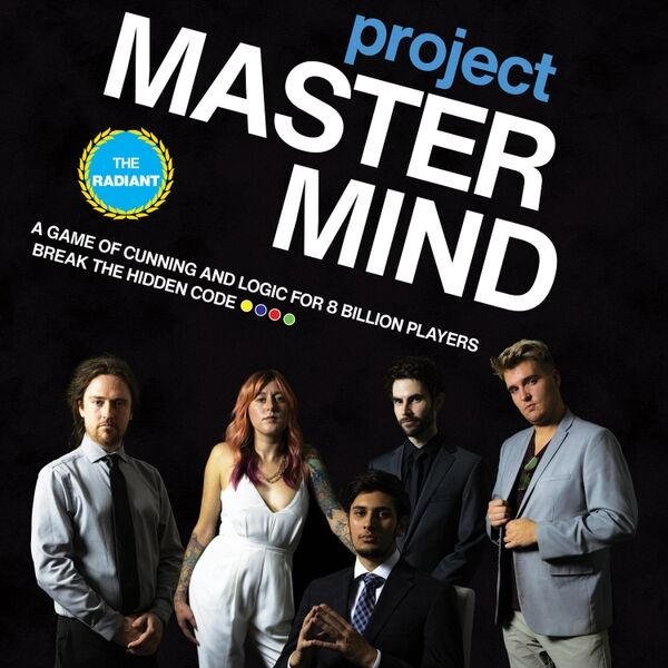 Cover art for Project Mastermind