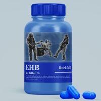E H B Rock M D