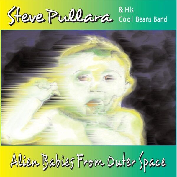 Cover art for Alien Babies from Outer Space