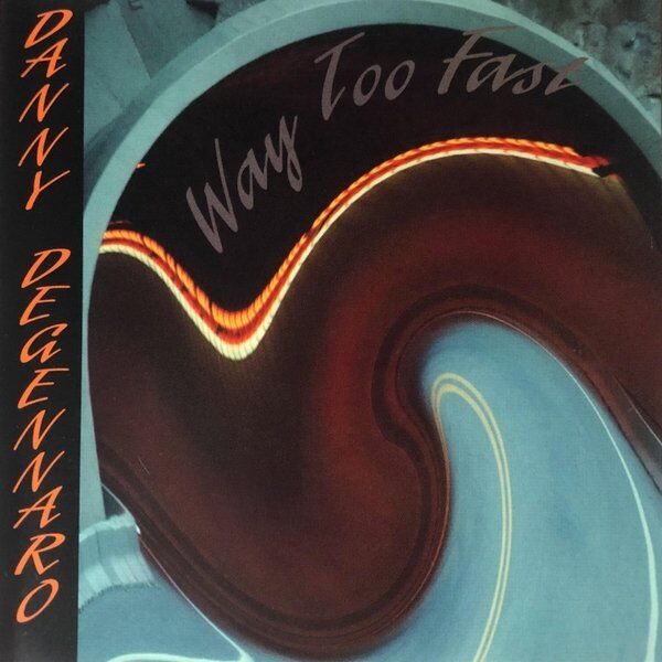 Cover art for Way Too Fast
