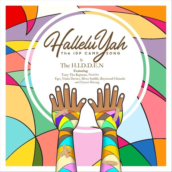 Cover art for Halleluyah (The I.D.P Camp Song)