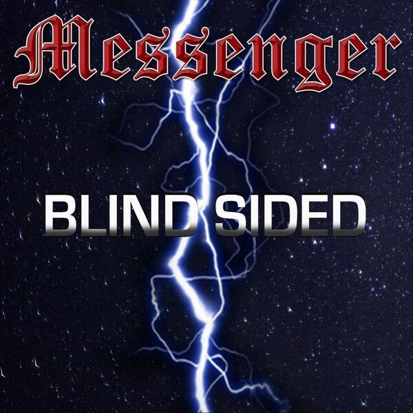 Cover art for Blind Sided
