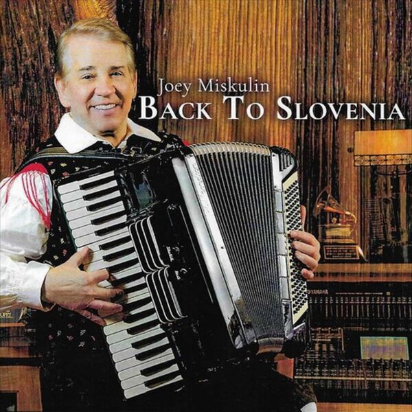 Cover art for Back to Slovenia